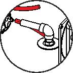 Montaggio tubo rilsan