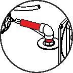 """Montaggio tubo aspirazione G 3/8"""" in EPD"""