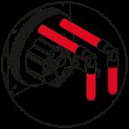 """Montaggio tubo rigido G1/4"""" in EPD"""